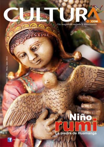 Cultura.com Edición Julio 2011
