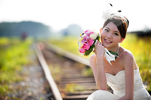 Rachel Choo ~ Pre-wedding Photography