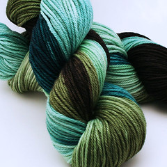 Oceanic Worsted SW Merino Yarn