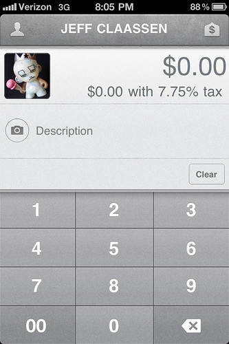 square app on iphone