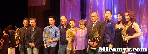 Cinemalaya 2011 Winners (Actors)