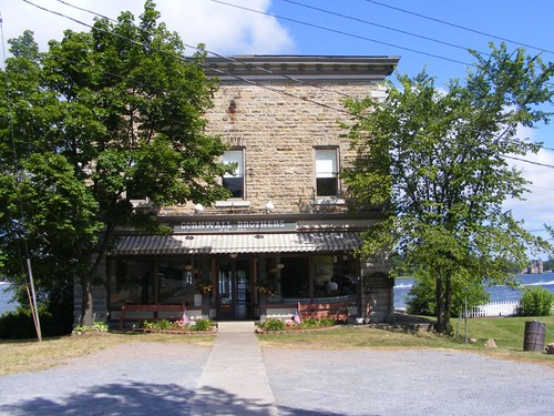 Cornwall Brothers Store & Museum, 1866