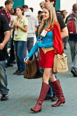 superwoman (gtrwndr87) Tags: costume sandiego cosplay july convention friday comiccon comicconvention sdcc superwoman 2011 sandiegocomiccon sandiegocomicconvention