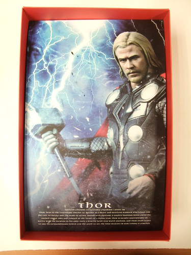 HOT TOYS THOR MIKUTOYS ROCKETRAYGUN MARVEL