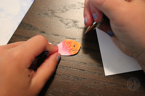 paper fish art