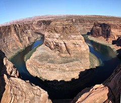 Meandering (mola_zg) Tags: arizona usa colorado page coloradoriver glencanyon horseshoebend