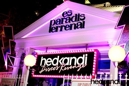 Hed Kandi at Es Paradis, Ibiza clubbing