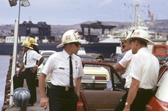 LA Harbor Drill July 1972