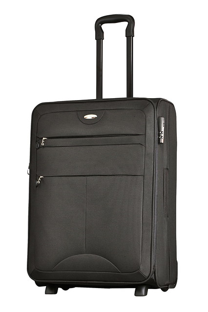 Dublin Black Luggage