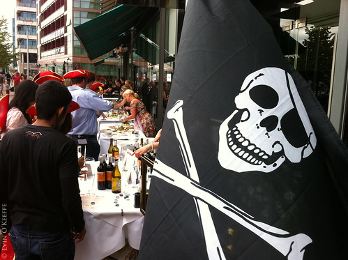 Welcome, Mateys to Cork Gourmet Trail