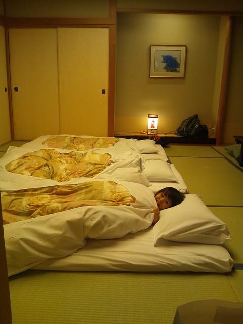 日本の宿らしさの写真