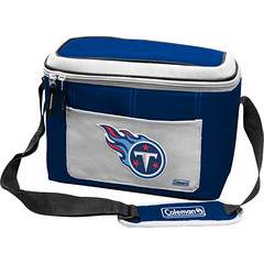 Tennessee Titans Coleman 12 Pack/Can Cooler Bag