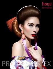 Hoyu Color Campaign (jadecorinne) Tags: beauty fashion hair editorial campaign sienreedu chrisellelim jadecorinne karlaticas leibicarias