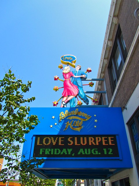 Blueberry Hill, The Loop, St. Louis, Missouri