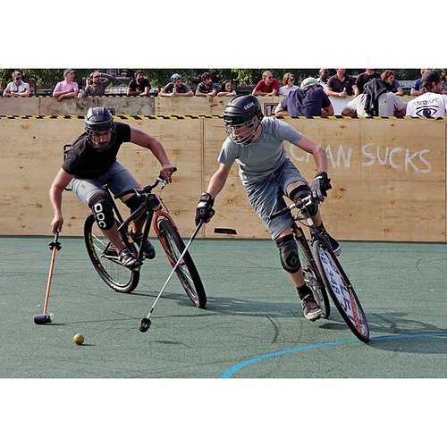 London Open Bike Polo Tournament