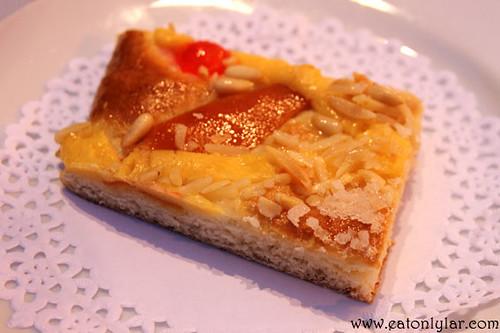 St John's Cake (Coca de Sant Juan), Can Ramonet Restaurant