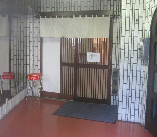 入り口@練馬ちゃんどん(練馬)