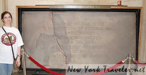 Federal Hall11 Balcony Stone