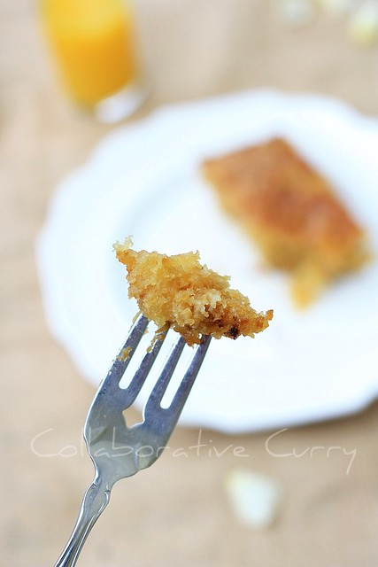 Pineapple Crunch Cake