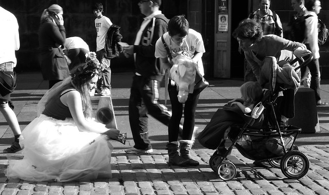 Fringe on the Royal Mile 2011 017