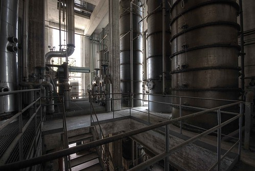 distillation towers
