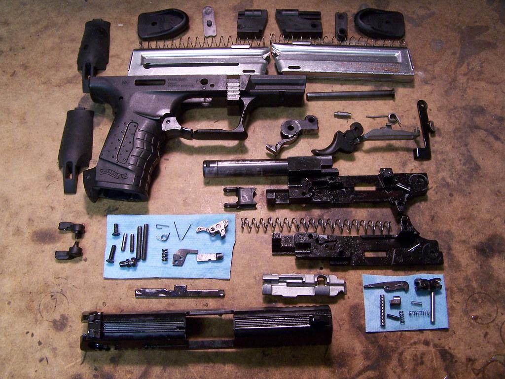 p226 .22lr kit vs. Walther p22 - Semi-Auto Handguns
