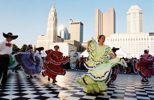 Columbus' Festival Latino