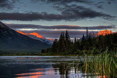 A new day has begun (JoLoLog) Tags: trees orange lake canada mountains reflection sunrise joe alberta rockymountains hdr banffnationalpark canadianrockies vermilionlakes naturepoetry colorphotoaward canonxsi mygearandme mygearandmepremium mygearandmebronze mygearandmesilver mygearandmegold mygearandmeplatinum mygearandmediamond dblringexcellence tplringexcellence artistoftheyearlevel4 artistoftheyearlevel5 eltringexcellence 4timesasnice 6timesasnice 5timesasnice artistoftheyearlevel7 artistoftheyearlevel6