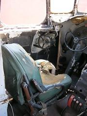 DC4008 (SixbyFire) Tags: park urban abandoned plane airplane aircraft cleveland forgotten vasp brook paulo exploration sao airliner fuselage aerea brookpark dc4 viacao