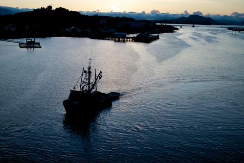 Sitka 11: Fishing Boat