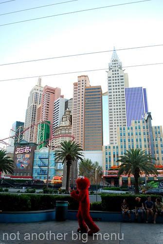 Las Vegas, Nevada - Elmo