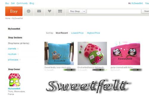 Novidade!!!! by sweetfelt \ ideias em feltro