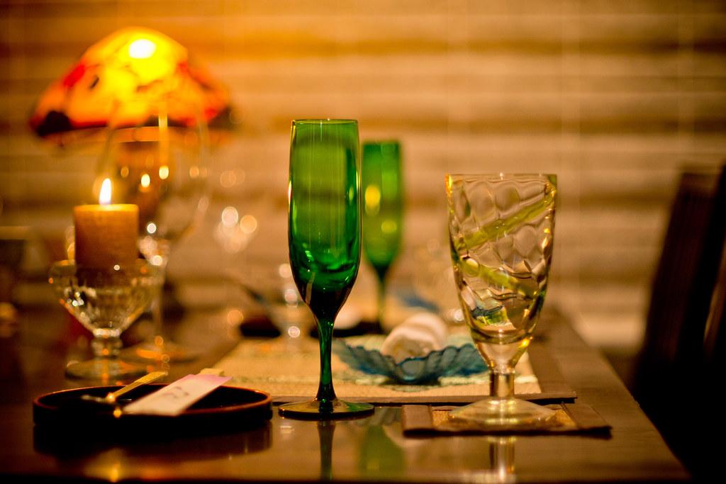 The Beginning of The Dinner