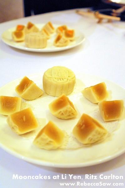 Li Yen, Ritz Carlton - Mooncakes & dim sum-07