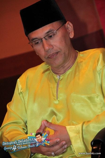 Noraniza Idris Suami