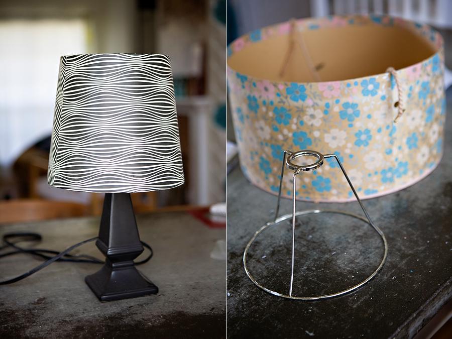 Diy vintage hat box lampshade ashleyannphotography 811lamp 03 aloadofball Images