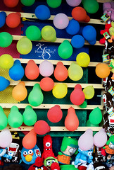 POP!!!! (Kidzmom2009) Tags: summer kids balloons fun colorful bright games darts thefair balloonpop kidzmom2009 gettyimageswants kfsphotography