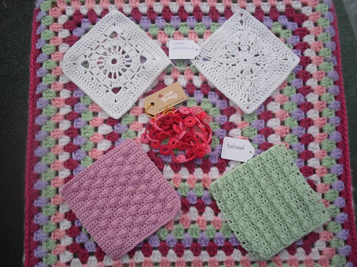Karinaandehaak (Austria) Your Squares have arrived! Thank You!