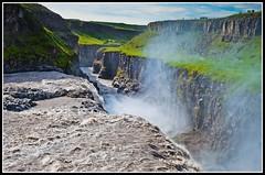 Gullfoss 2 (edomingo) Tags: fall iceland islandia cascada nikond90 edomingo nikkor1685vr nikkor1685f3556gedvrafsdx