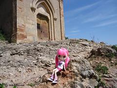 Maya en la ermita de Sant Joan