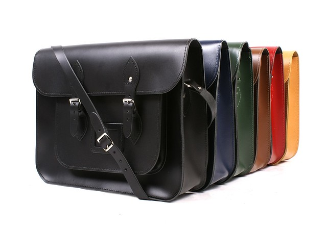 The Cambridge Satchel Company:復古時尚 - 2