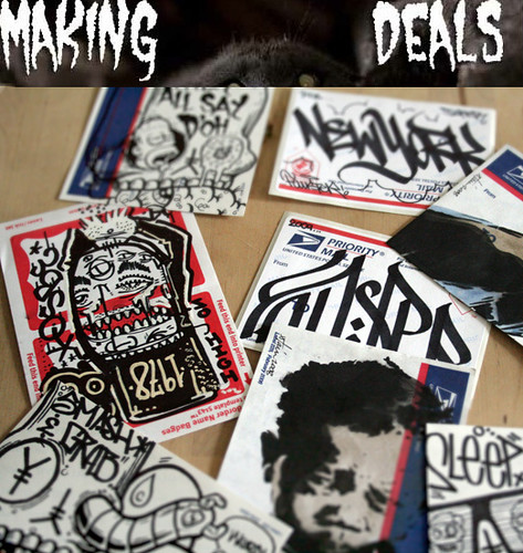 Thank You. by Making Deals Zine