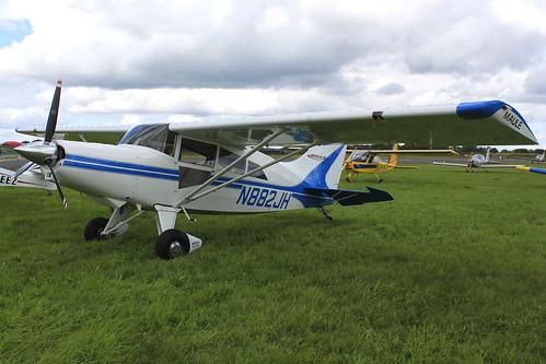 N882JH - Maule Orion_  Dunkswell