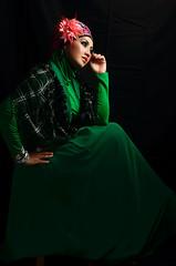 (esmar.abdulhamid) Tags: eyes hijab muslimah kaftan melayu beautifull tudung mesmerizing gadis kerudung