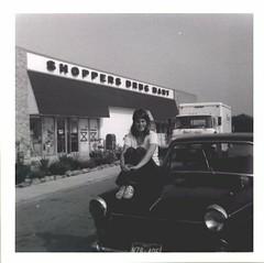 Linda Hanna - Westwood Mall 1970 (Sudbury2Malton) Tags: malton shoppersdrugmart westwoodmall maltonontario