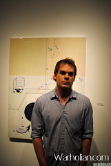 "Mark Whalen's ""Anomaly"" at Merry Karnowsky Gallery - written by Keisha Raines with photos by Birdman for Warholian (WarholianPics) Tags: street art kill artist gallery mark australian banksy pixie merry keisha birdman raines anomaly whalen karnowsky"