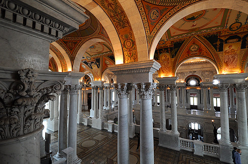Library of Congress - Jefferson Building 1