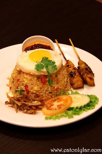 Nasi Goreng Sri Petaling, Herbs & Spices