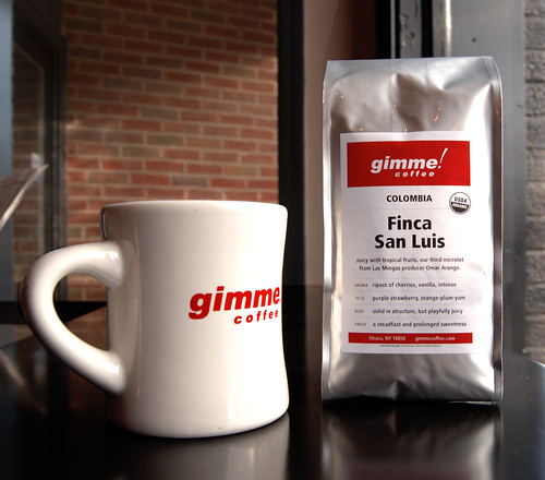 colleen anunu gimme! coffee