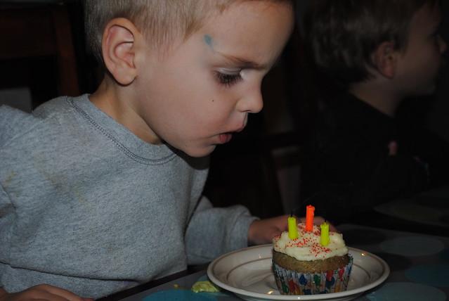 Rylan's birthday